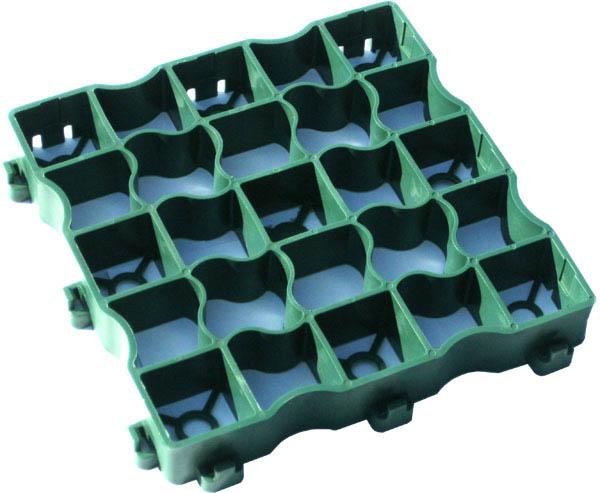 Газонная решетка Max (зеленая)